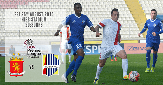 Preview Valletta vs Mosta