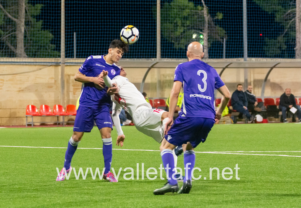 Valletta vs St Andrews
