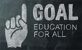 Goal Education for all