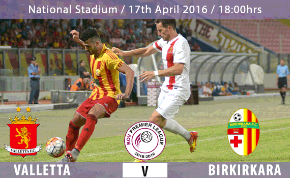 Preview Day 31 Valletta vs Birkirkara